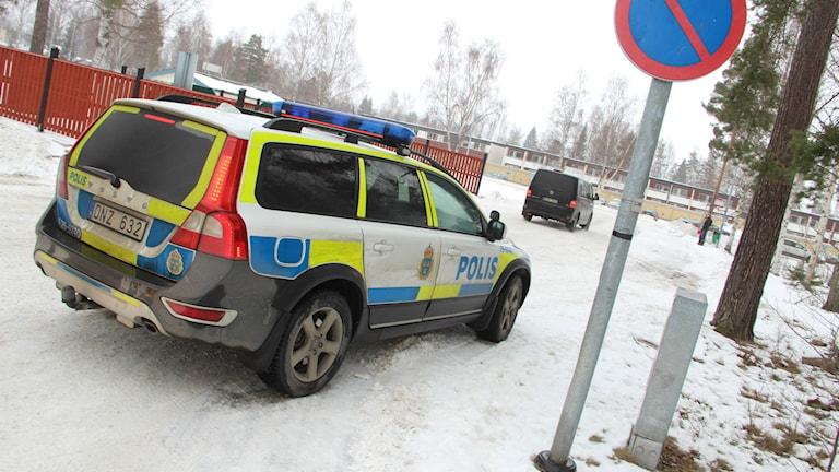 Polisbil Granberg Bollnäs