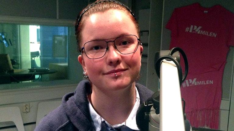 Ida Wennman sa upp sig från jobbet eftersom stressen var för hög.