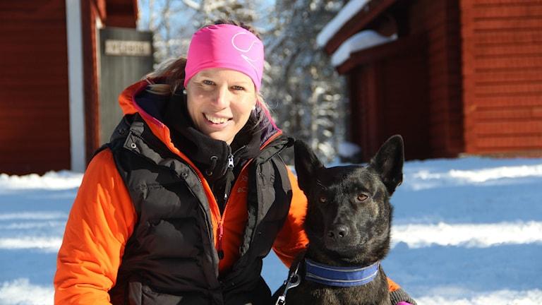 Elin Jansson Aiko polishund hund polishund-sm