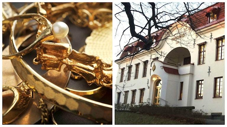Guldsmycken och Hudiksvalls tingsrätt