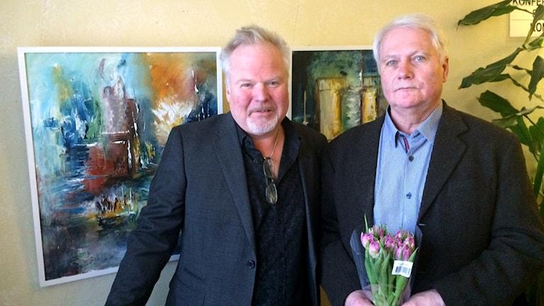 Anders Malm och Bengt Wallin.