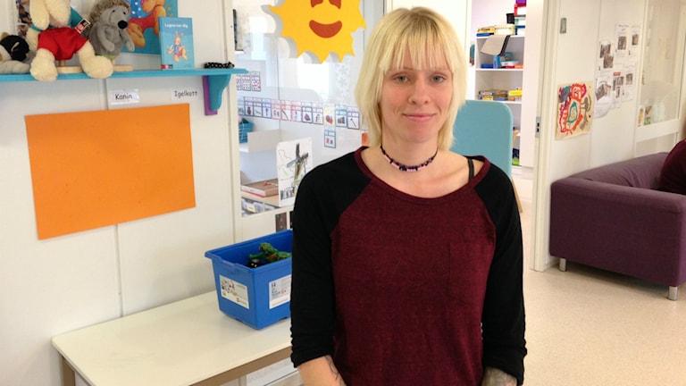 Förskola Lärare Linda Thoresson