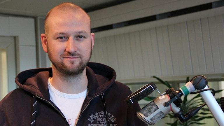 Andreas Löfstrand Polisförbundets ordförande i Gävleborg