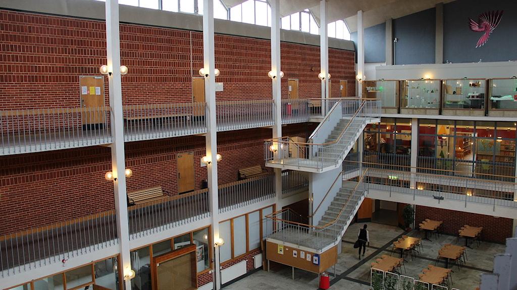 Polhemskolan i Gävle.