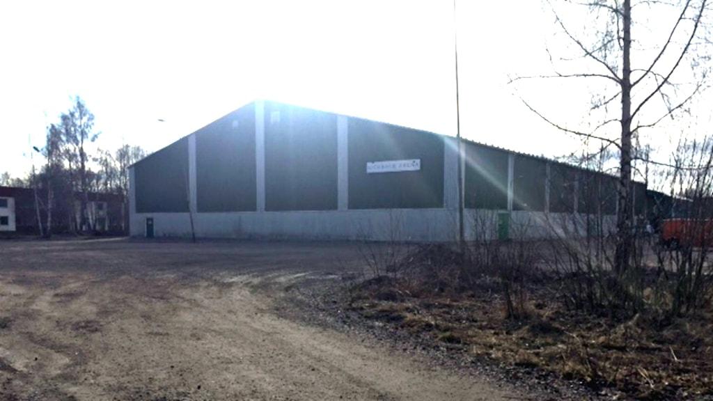 Nu blir det spel i division 1 i NickBack Arena i Valbo.
