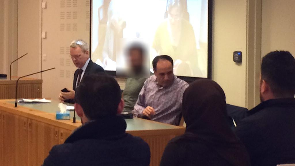 En 32-årig man från Sundsvall begärs häktad misstänkt för människorov.