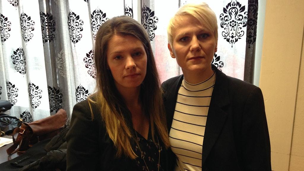 Jessica Ribbestam, Anette Fuglestad, Teleperformance, Varsel