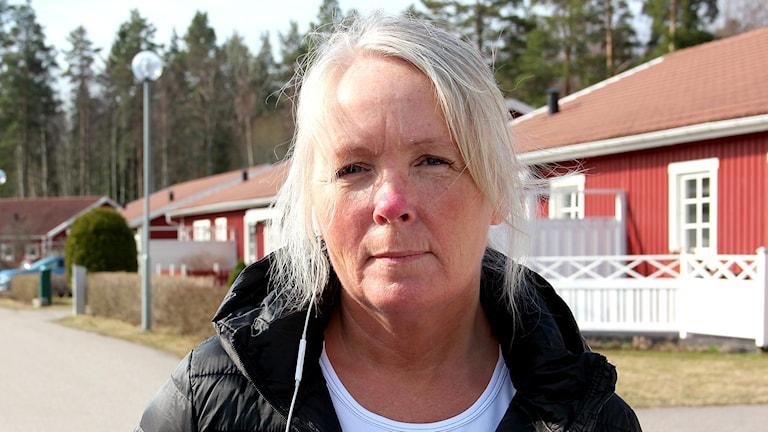 Anna Sjöberg, boende i Sätra i Gävle.