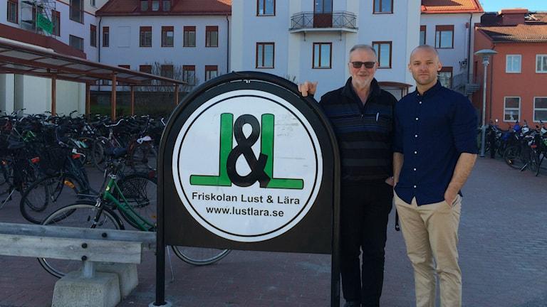 Peter Nyman säljer sina aktier till Henrik Heed som blir ny delägare och biträdande rektor på friskolan Lust och Lära i Bollnäs.