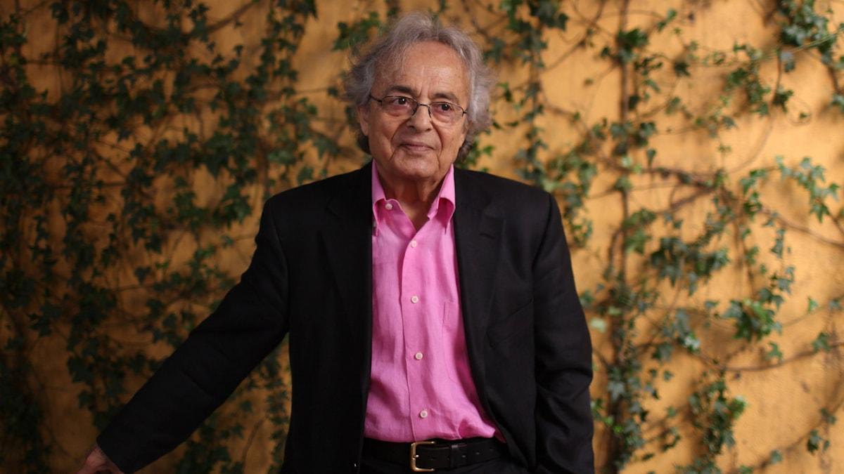 Den syriske poeten Adonis.