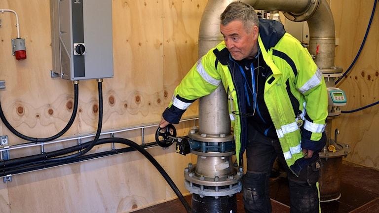 Vatten Uppsalaåsen Gästrike Vatten Provpumpning