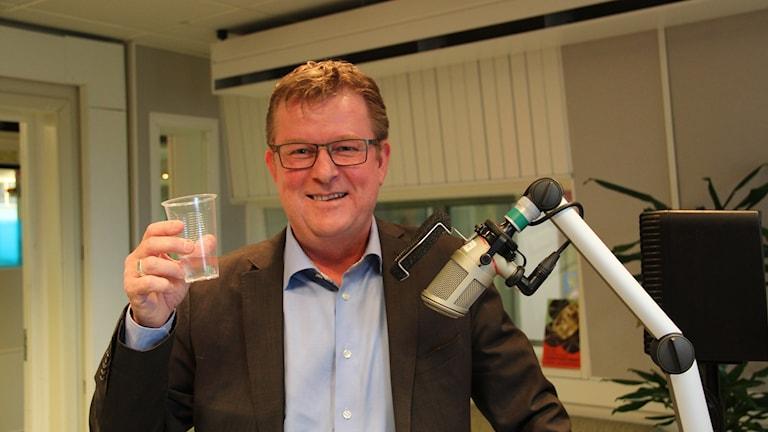 Mats Rostö, VD Gästrike Vatten