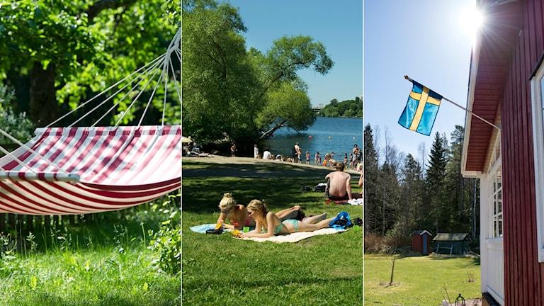 Nu kan sommaren snart vara här.