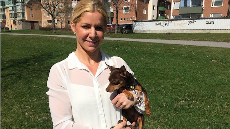 Anna Hammarström är träningskoordinator på Bollnäs kommun.