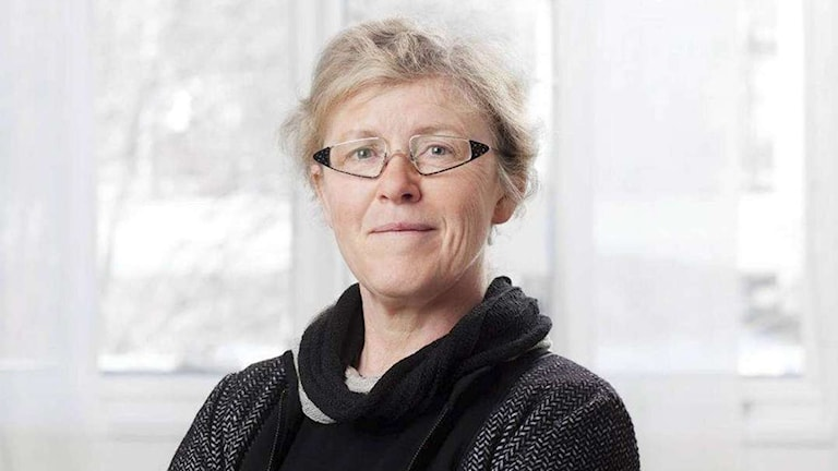 Agneta Larsson.