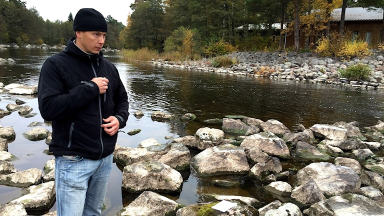 Tjuvfiske Kungsådran Älvkarleby Ryckfiske Olagligt Janne Olsson Sportfiske