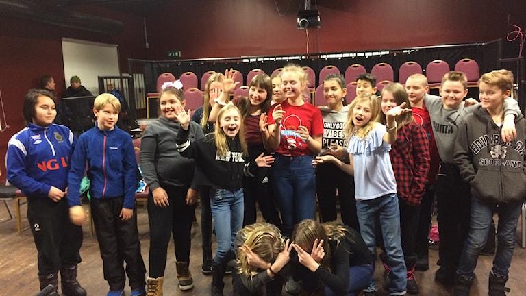 Gefle Montessoriskola till final