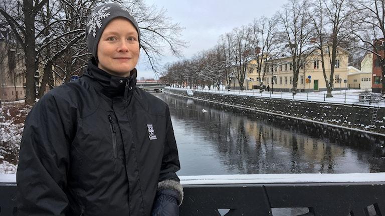 - Vi föreslår att nämnden överklagar den delen som säger att kommunen inte får fälla hälften av träden och ersätta dem med nya, säger Lo Lennartsson, landskapsarkitekt på Samhällsbyggnad Gävle.