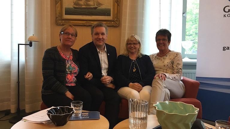 Alliansen i Gävle