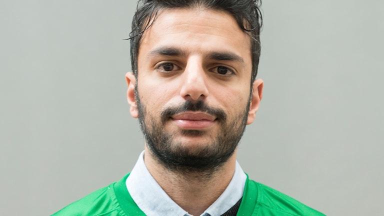 Poya Asbaghi tar över som tränare i Gefle IF.