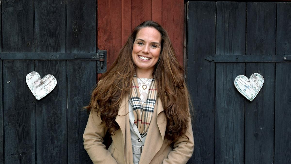Sigrid Bergåkra från Bonde söker fru är gäst i dagens program.