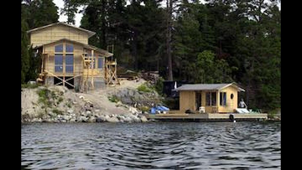 Med den nya strandskyddlagen blir det lättare att få dispens för att bygga kustnära. Foto: Scanpix