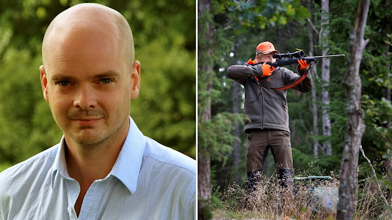 Daniel Ligné ,venska jägareförbundet jägare