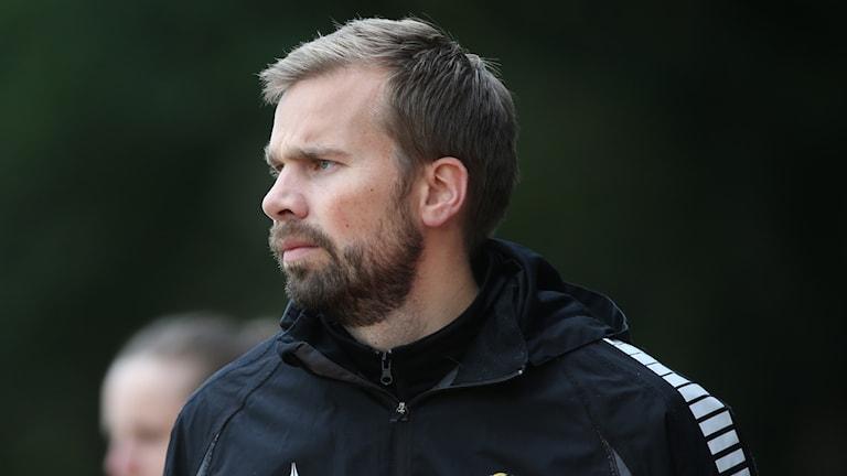Gefle IF:s nye klubbdirektör Pär Lagerström.