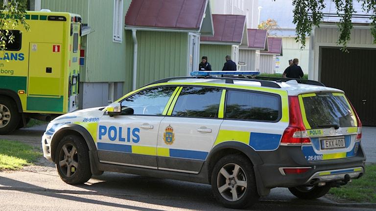 Grov misshandel på Valbovägen i Gävle