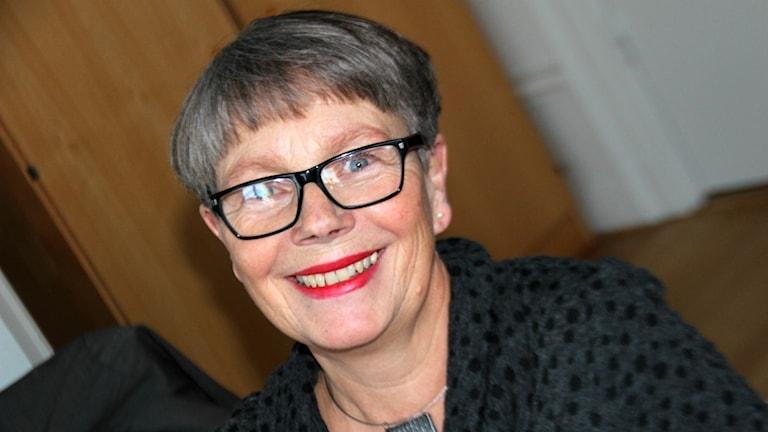 Kommunchefen Margareta Högberg är en av tre toppchefer som lämnar under 2017.