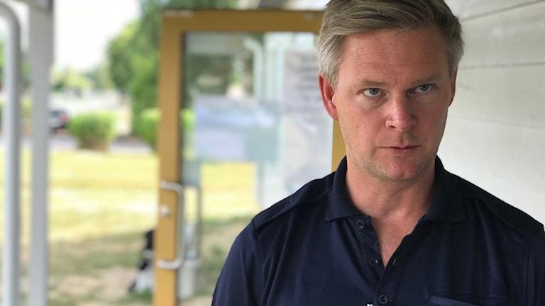 Restvärdesledare Robert Nilsson