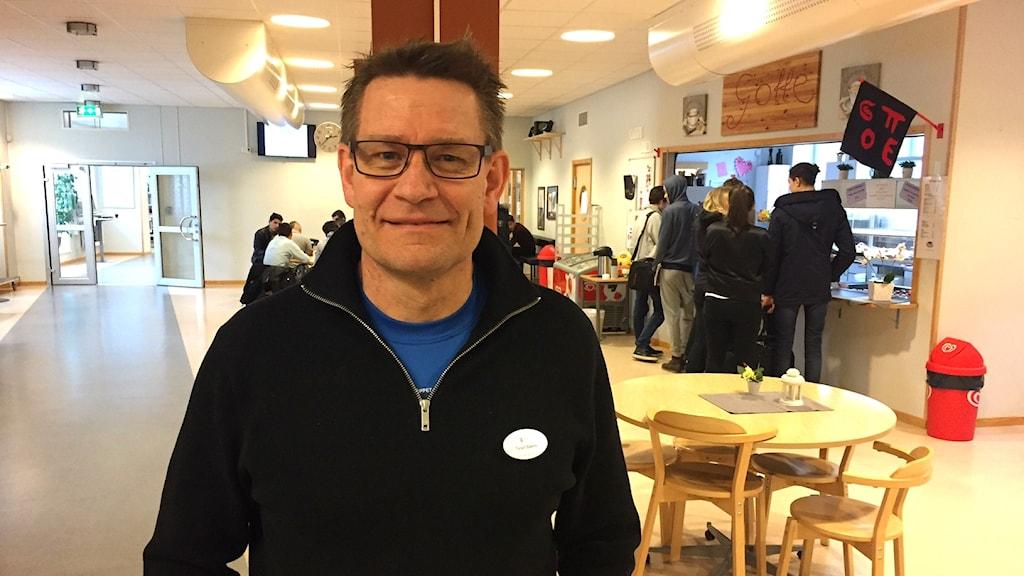 Slottegymnasiet Gymnasieval Ljusdals Kommun Torleif Bakke Rektor Nior Elever Skola