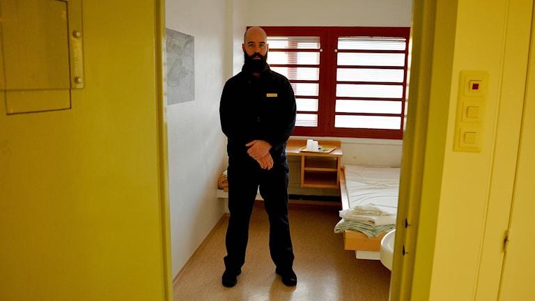 Häkte Incidentrapporter Gävle Bror Sandström