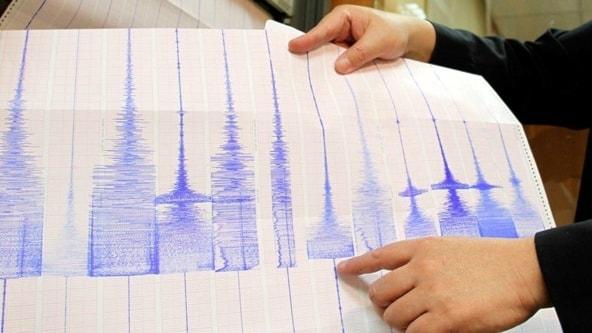 Nordanstig Jordskalv Harmånger Skakningar Vibrationer Richterskala Hälsingland Seismolog Seismologi