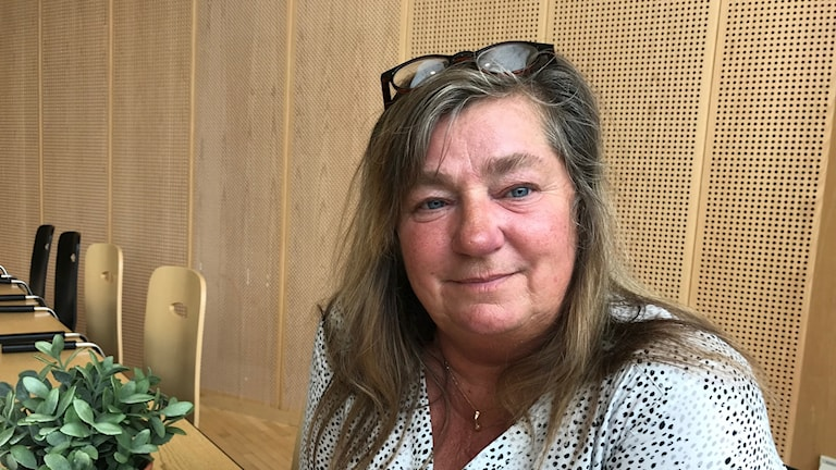 Annika Hillgren Mattsson, verksamhetschef för specialmedicin på Gävle sjukhus.