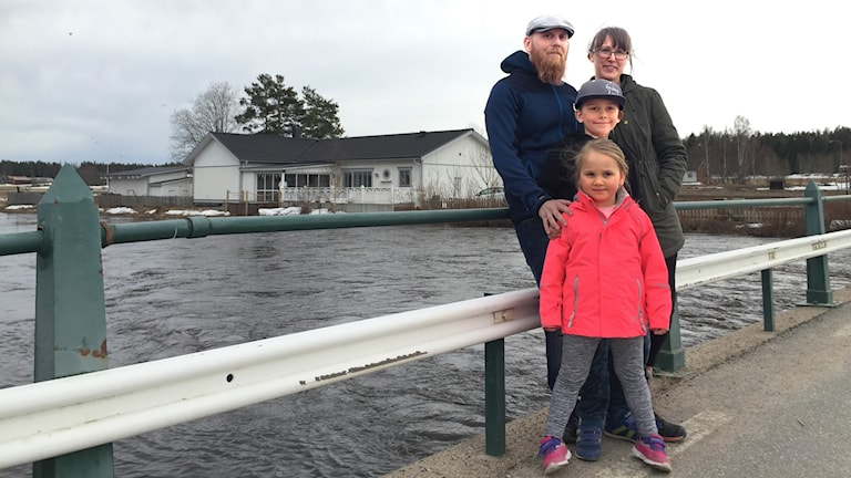 Översvämning Norralaån