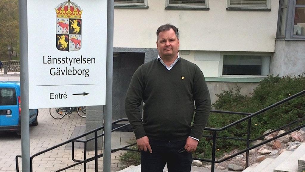 Joakim Hellgren, Länsstyrelsen