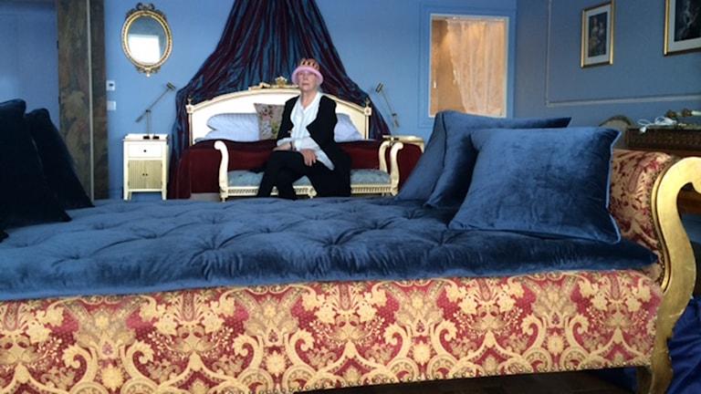 Carita Järvinens Budoar Marie Antoinette