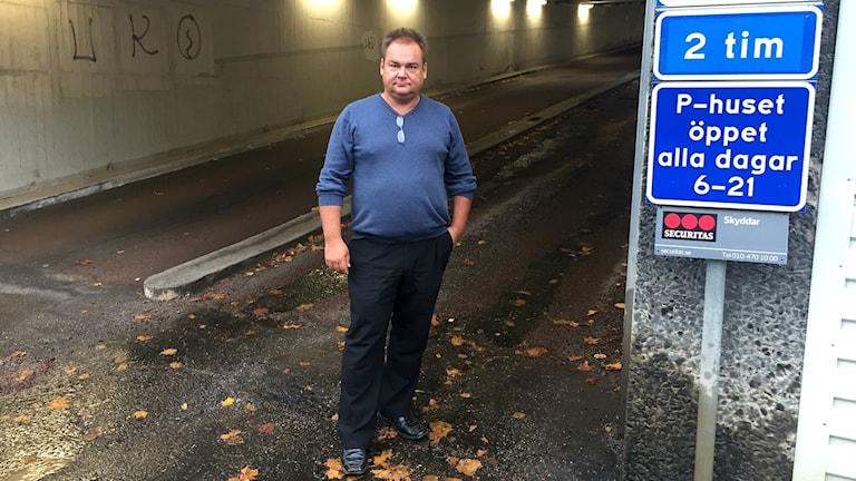 Björn Johnson är fastighetsägare