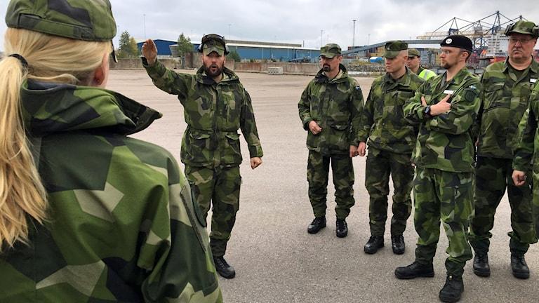 Aurora 17 Gävleborgsgruppen och Major Karl Lilja