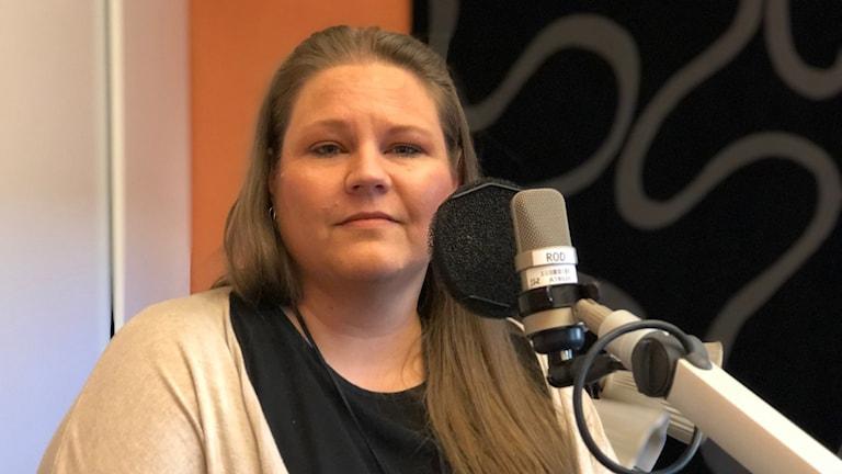Åsa Nordin, utbildare inom hot och våld