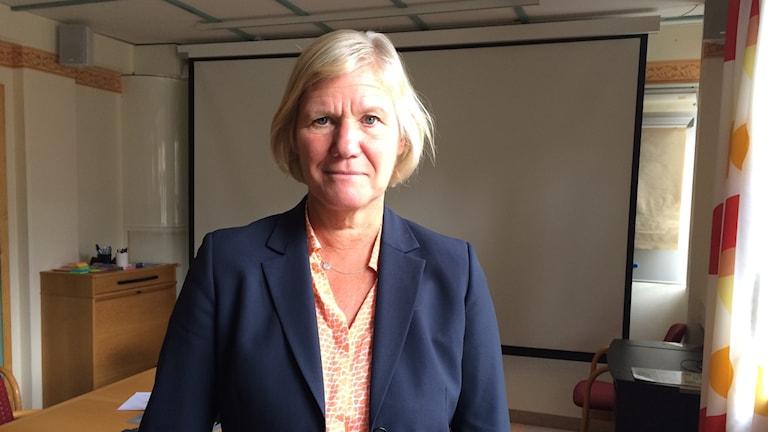 Ann-Marie Begler är generaldirektör för Försäkringskassan.