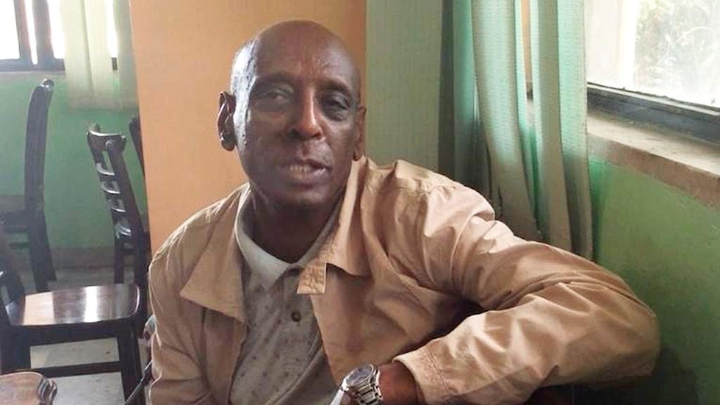 Läkaren Fikru Maru från Hudiksvall har suttit fängslad i Etiopien sedan 2013.