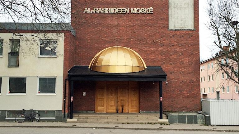 Al-Rashideen moské i Gävle