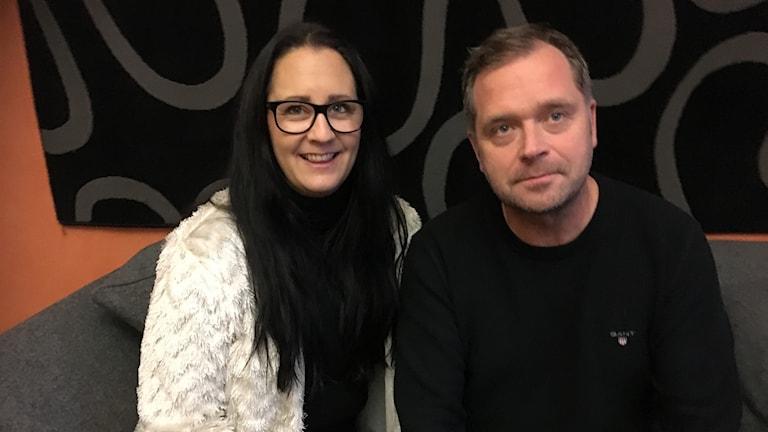 Åse och Jens Fernqvist-Alftin