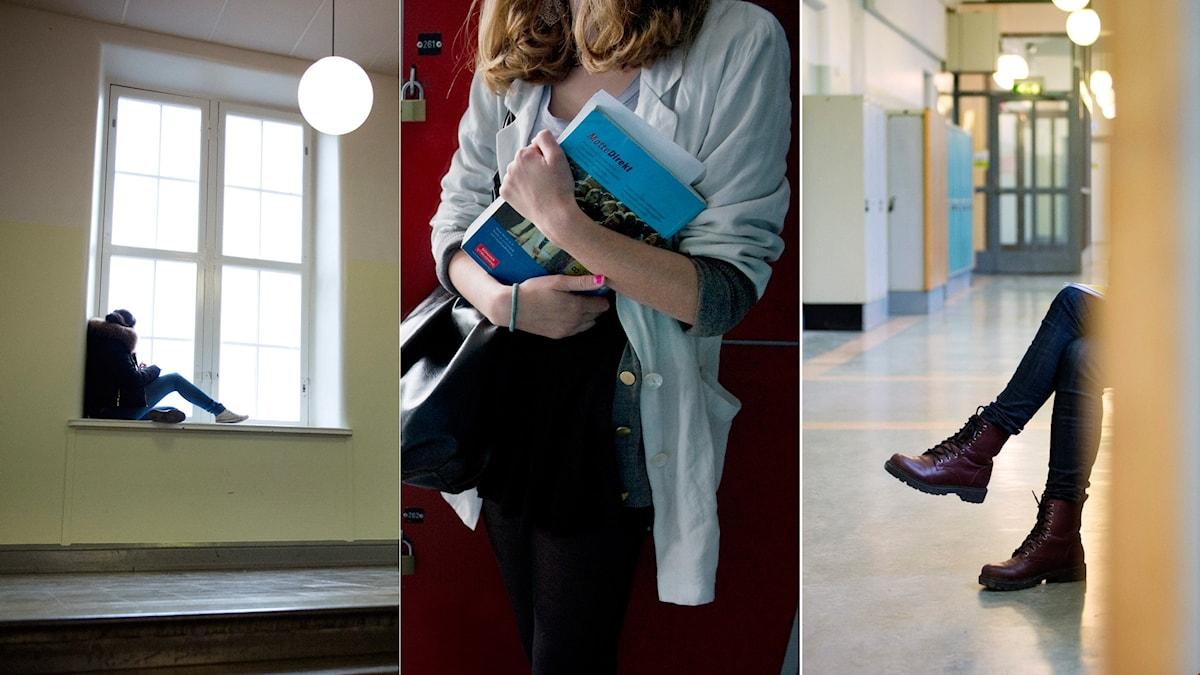 Skolan är den miljö där unga utsätts för flest sexuella ofredanden, följt av nätet, enligt polisen.
