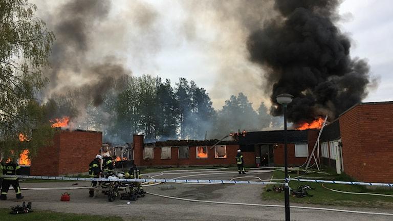Brand Vågbro