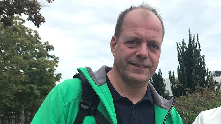 John-Erik Jansson (C) i Söderhamn.