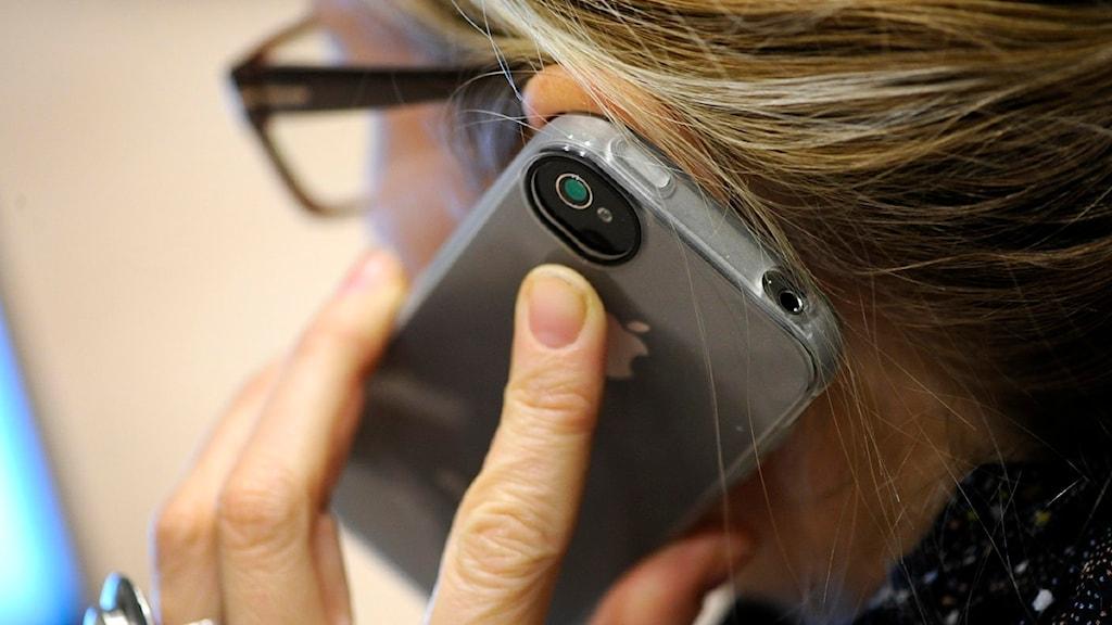 Nu utnyttjas Skatteverkets telefonkampanj av bedragare.Foto: Scanpix