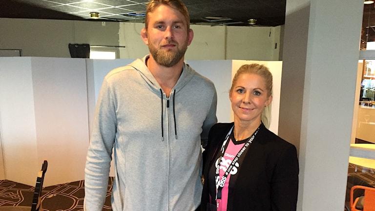 Alexander Gustafsson är en av världens bästa MMA fighters